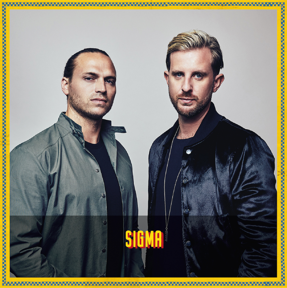 Sigma (DJ Set) | Great Wonderfest | 6th - 10th August 2020